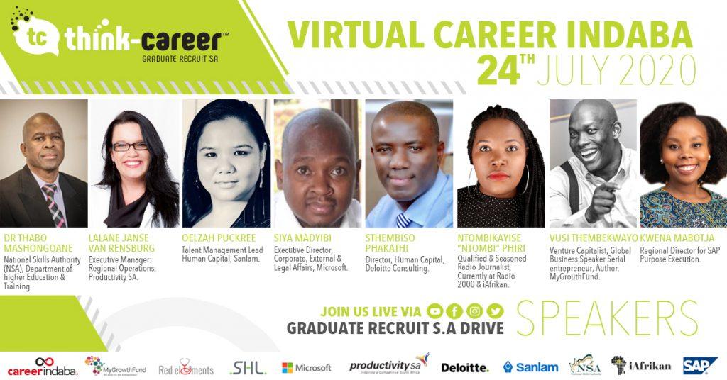 Virtual Career Indaba